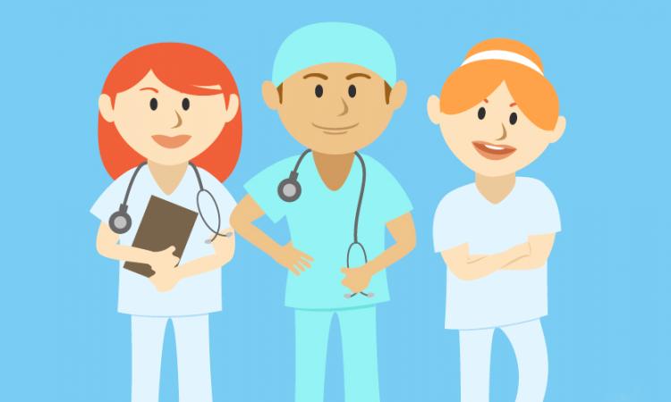Resiliência em profissionais da saúde